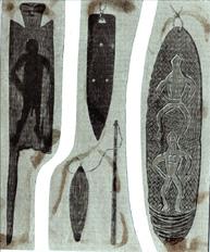 Illustration zum Text Schwirrholzvon Gisela Zies, Berlin
