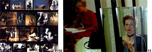 Szenenfotos von Theaterstücken von Gisela Zies, Berlin